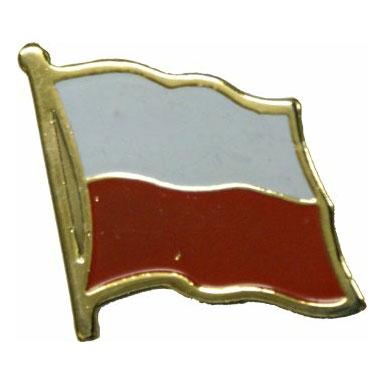 Poland Flag Lapel Pin