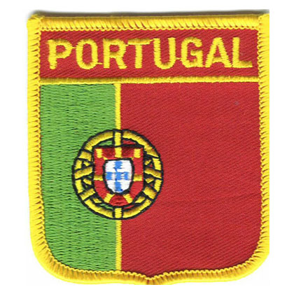Flag of Portugal Patch