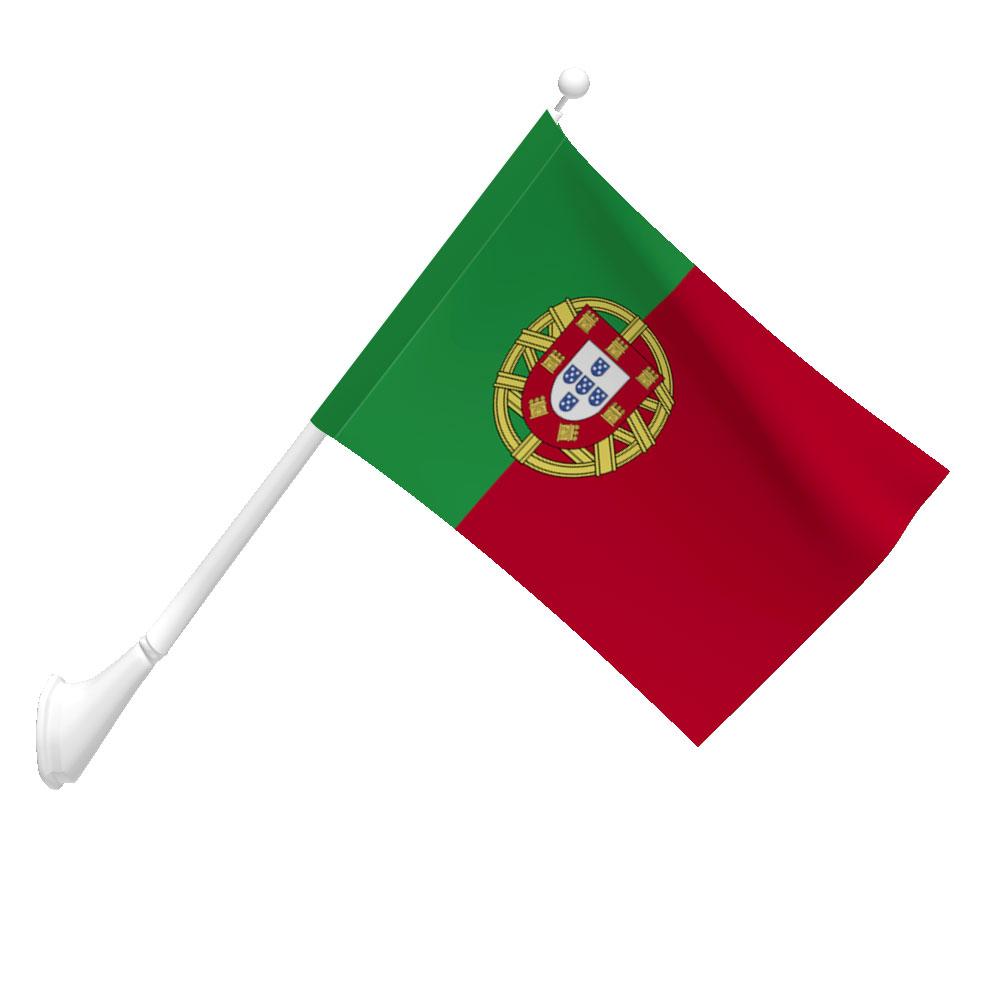 Portugal Flag Heavy Duty Nylon Flag Flags International