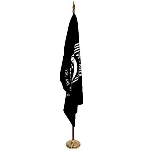 Indoor POW/MIA Ceremonial Flag Set