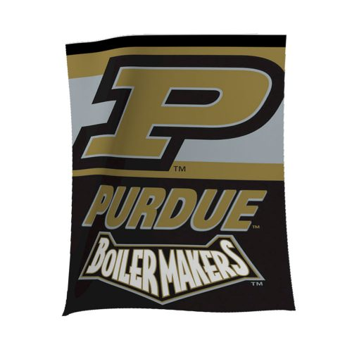 Purdue University Polyester 2 sided Banner