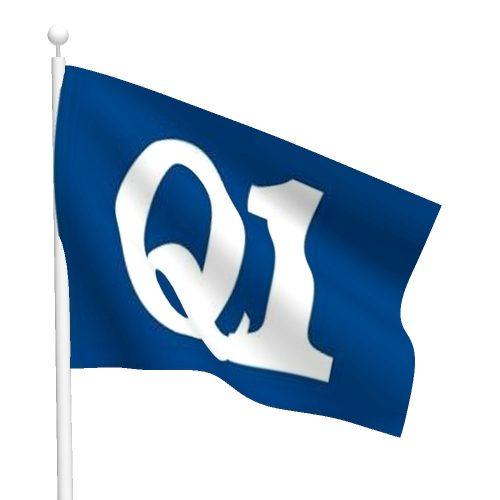 3ft x 5ft Q1 Flag