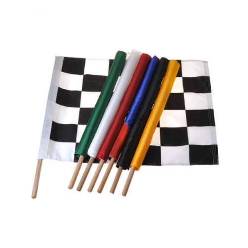 24in x 30in Mounted Racing Flags Set