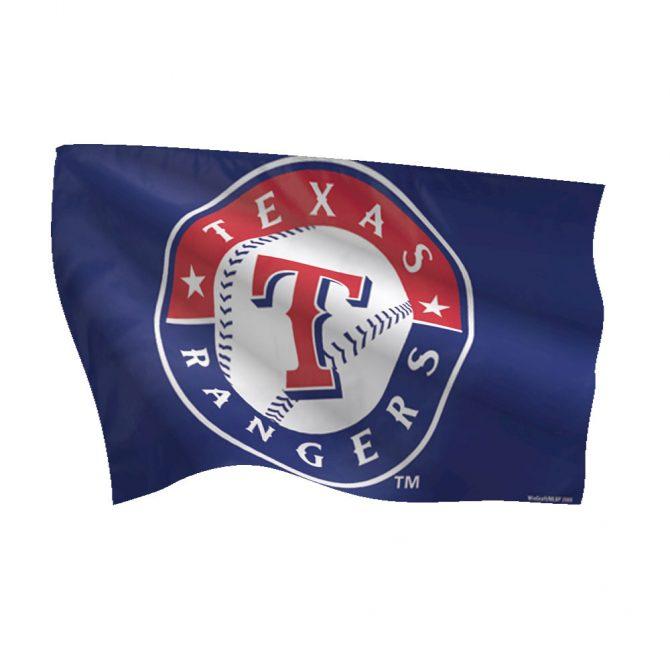 Texas Rangers Flag