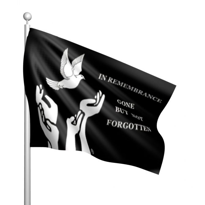 Remembrance Flag