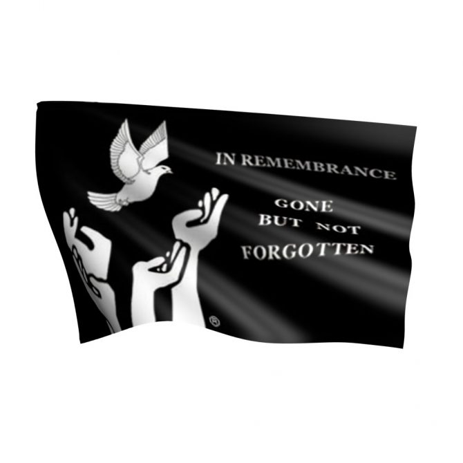 Remembrance Flag