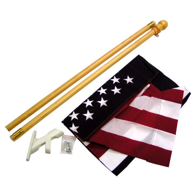 Residential Flag Set