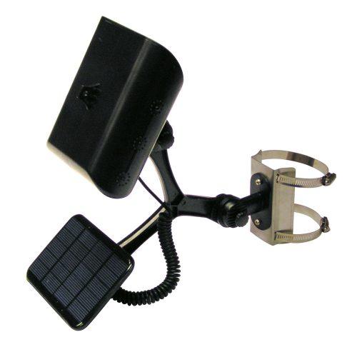 Residential Solar Flagpole Light