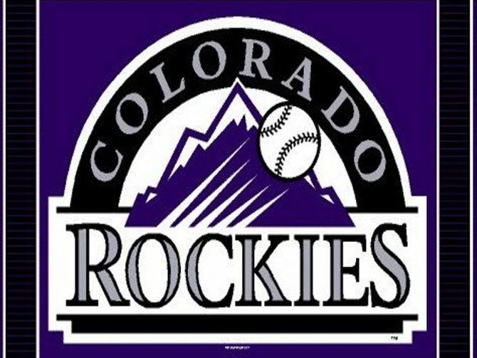 Colorado Rockies Flag