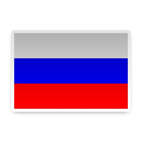 Russia Sticker
