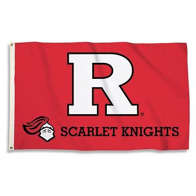 Rutgers Scarlet Knights Flag