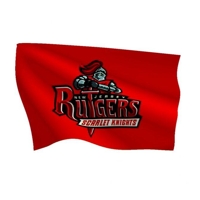 Rutgers University Flag