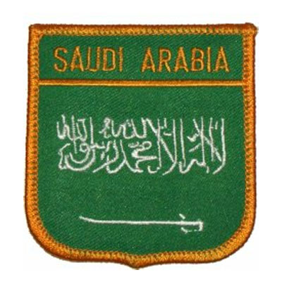 Flag of Saudi Arabia Patch