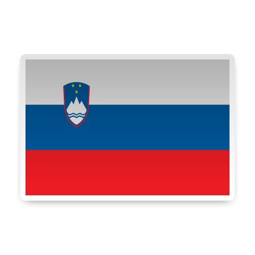 Slovenia Sticker