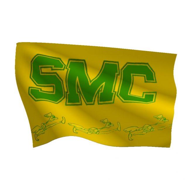 Southwestern Michigan University Flag