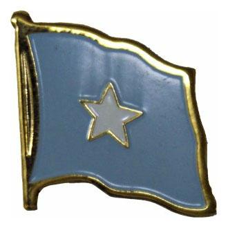 Somalia Flag Lapel Pin