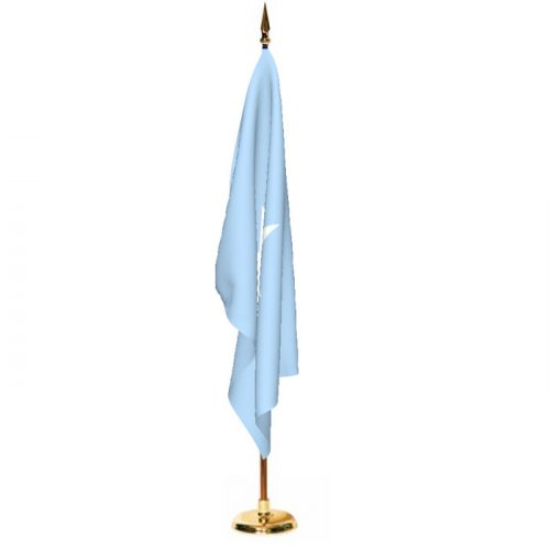 Indoor Somalia Ceremonial Flag Set
