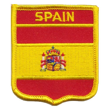 Flag of Spain Patch