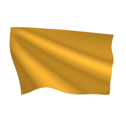 Spanish Yellow Flag
