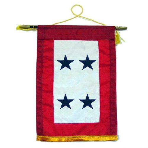 Blue Star Banner (4 Star)