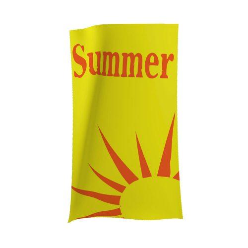 Summer 2-1/2ft x 4ft Banner