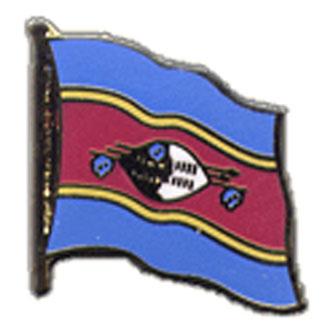 Swaziland Flag Lapel Pin