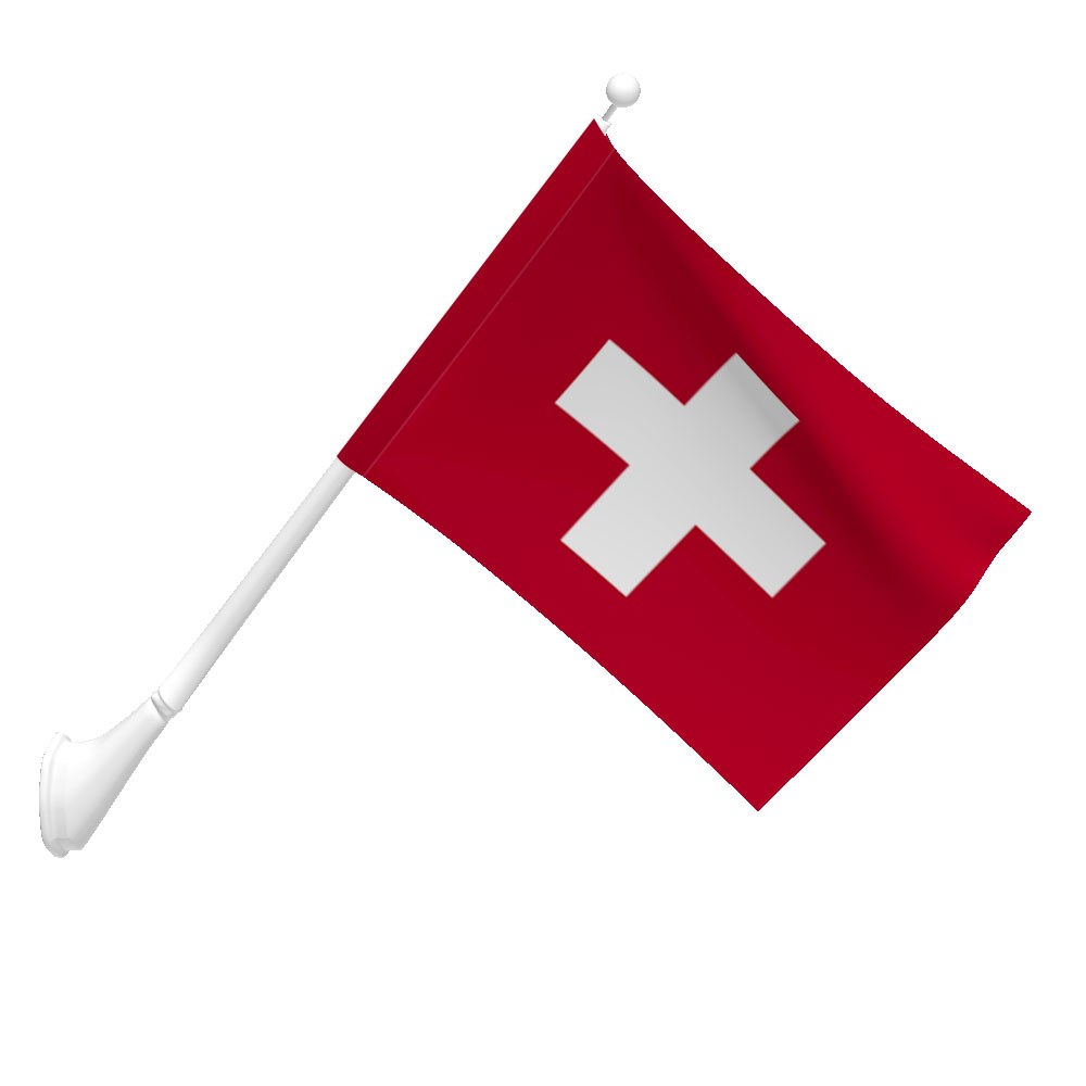 Switzerland Flag Heavy Duty Nylon Flag Flags International