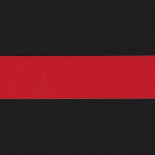Fire Fighter Memorial Sticker