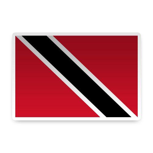 Trinidad and Tobago Sticker