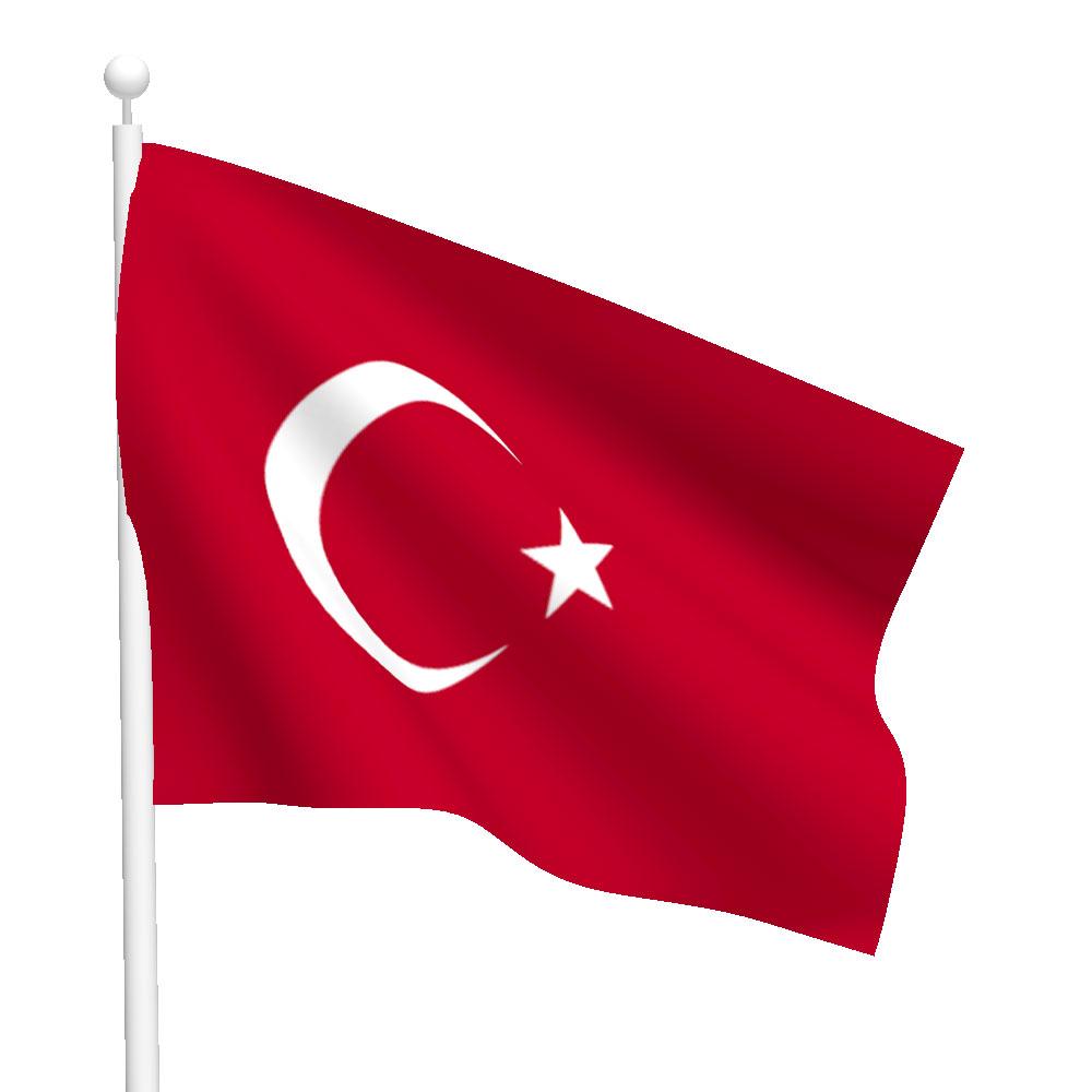 polyester turkey flag light duty flags international