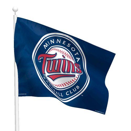 Minnesota Twins Flag