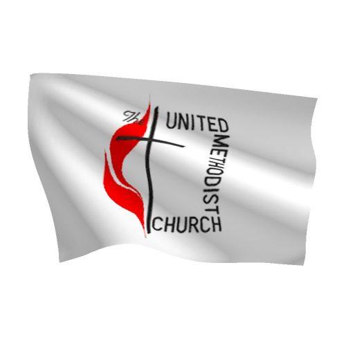 United Methodist Flag