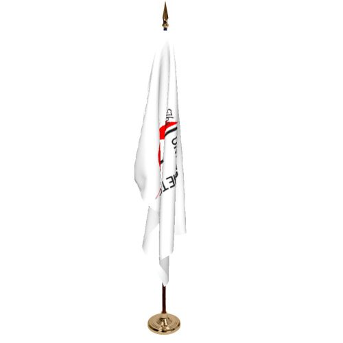 Indoor United Methodist Ceremonial Flag Set