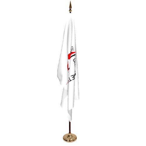 Indoor United Methodist Ceremonial Flag Set