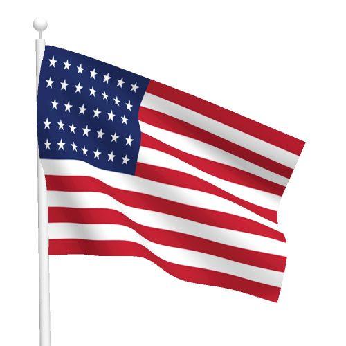 3ft x 5ft Union Civil War-34 Star Flag