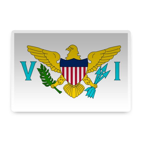 US Virgin Islands Sticker