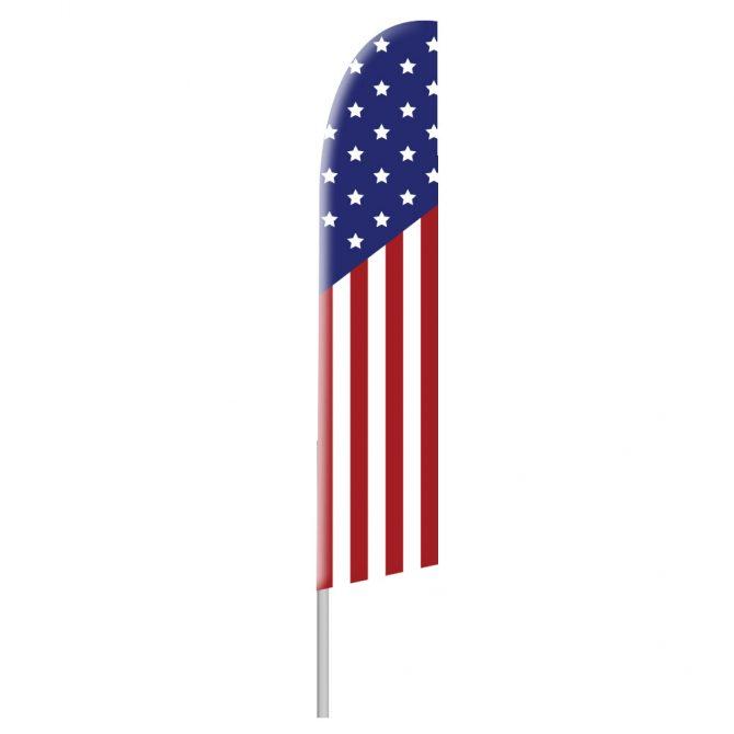USA Tall Flag