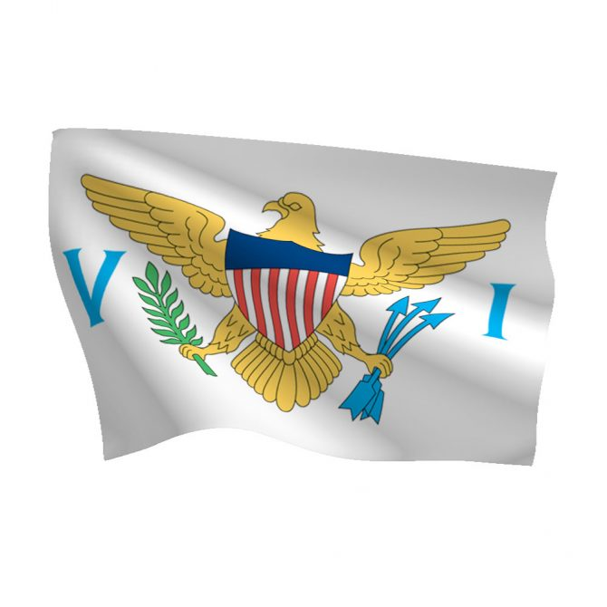 U.S. Virgin Islands Flag