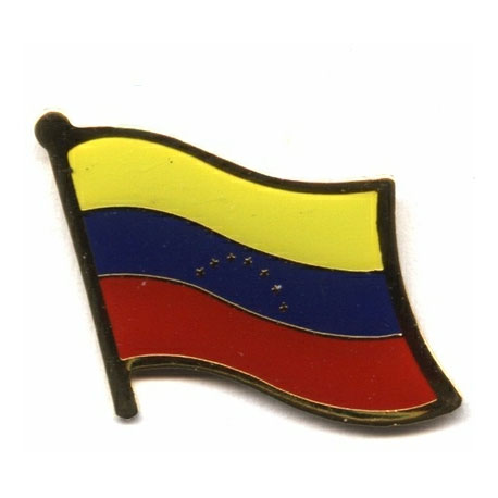 Venezuela Flag Lapel Pin