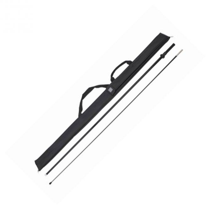 Wave & Teardrop 9' Rotating Pole