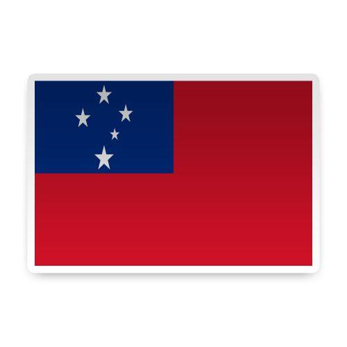 Western Samoa Sticker