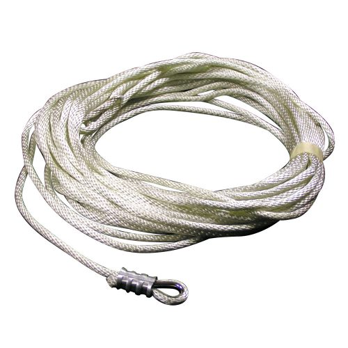 White Internal Halyard