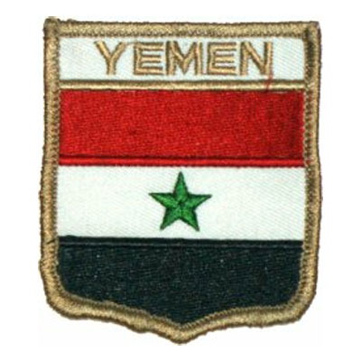 Flag of Yemen Patch