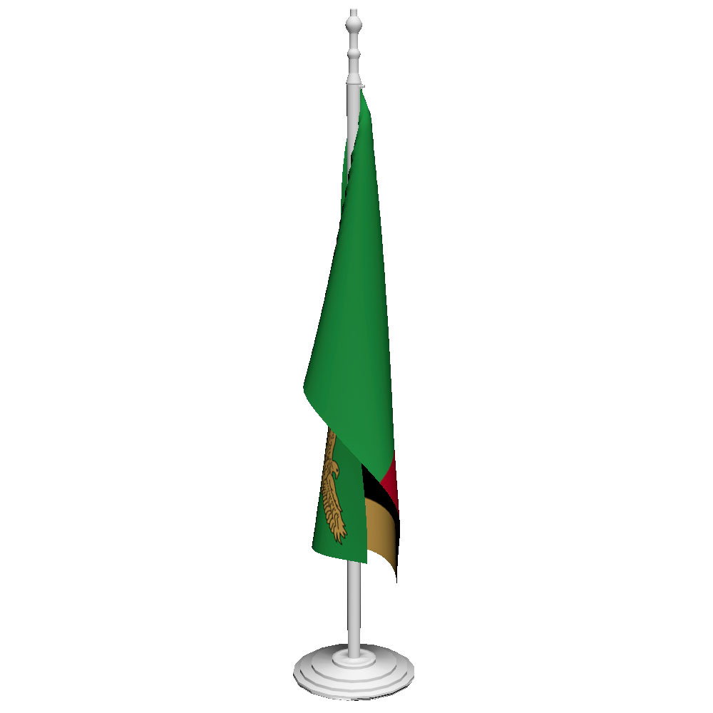 Zambia Flag (Heavy Duty Outdoor Flag) | Flags International