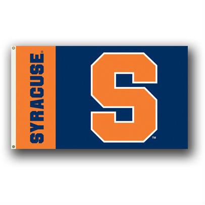 Syracuse Orange Polyester Flag