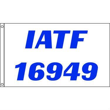 IATF 16949 Flag