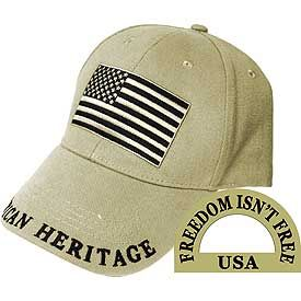 American Heritage Embroidered Hat