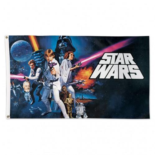 Star Wars - A New Hope 3'x5' Flag