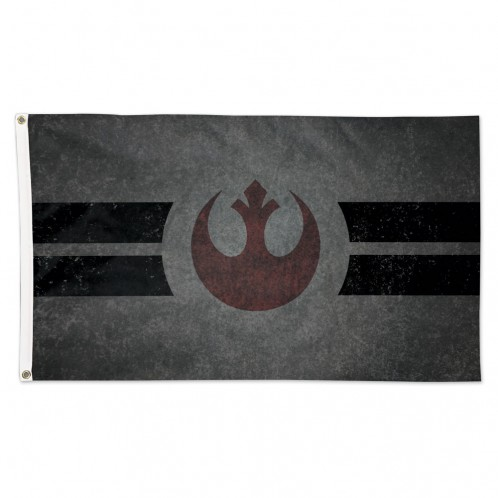 Star Wars Rebel 3'x5' Flag