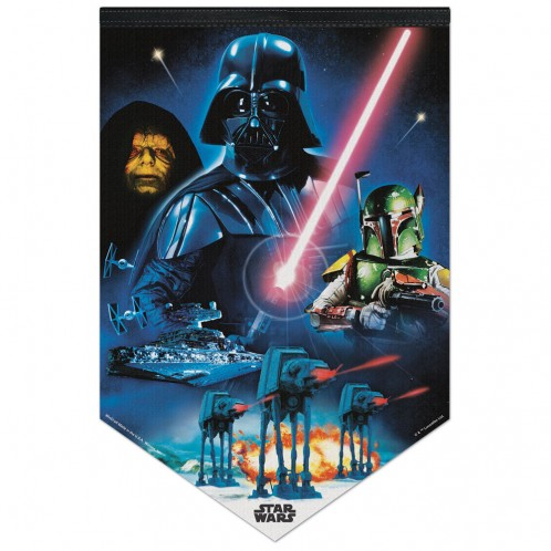 Star Wars Dark Side Premium Felt Banner